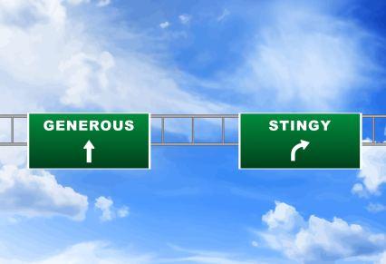Stingy is Unfaithfulness | BIBLICAL STEWARDSHIP