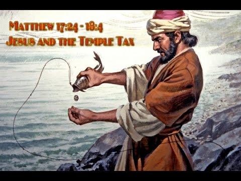 Matthew 17 4-27
