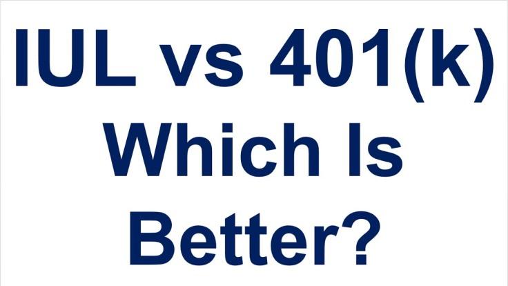 IUL vs 401k 2
